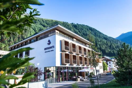 Anthony's Life&Style Hotel St. Anton am Arlberg