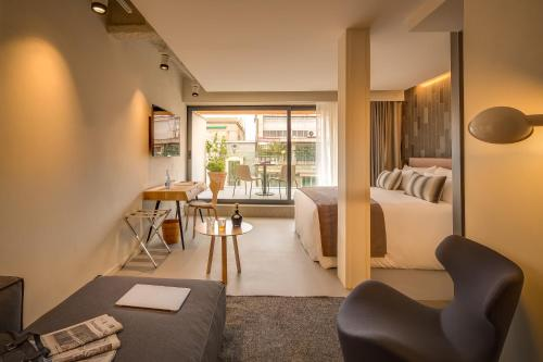Deluxe Double Room - Attic Ohla Eixample 23