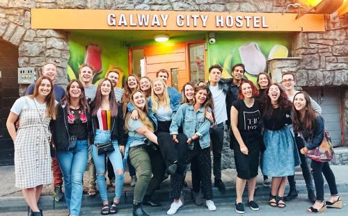 . Galway City Hostel