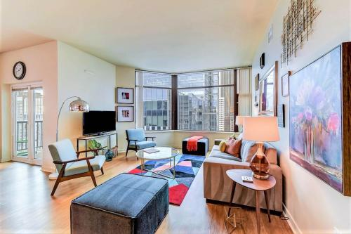 . Harbor Steps Metropolitan Penthouse - 3 Bed 2 Bath Holiday home in Seattle