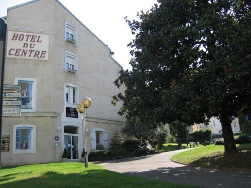 Hôtel du Centre - Hôtel - Lourdes