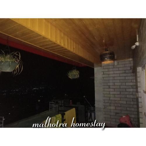 . Malhotra home stay