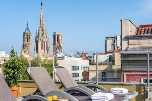 Catedral Bas Apartments Barcelona