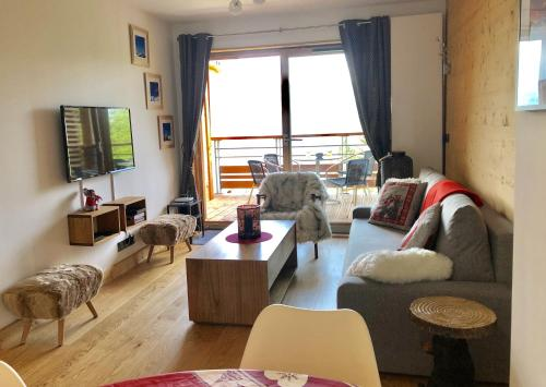 Ecrin - Appartement B02 - Hotel - Arc 1800