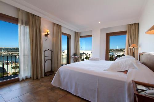 Junior Suite with Sea View - single occupancy La Posada del Mar 36