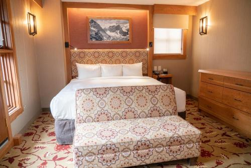 Banff Ptarmigan Inn 房间的照片