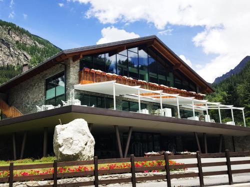 Grand Hotel Courmayeur Mont Blanc Courmayeur