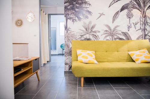 Appartement Denim - Location saisonnière - Nîmes
