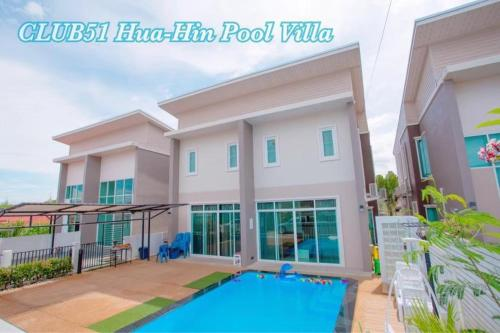 Club51 HuaHin Poolvilla Club51 HuaHin Poolvilla