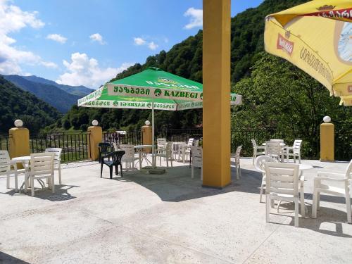 Chabarukhi - Hotel - P'asanauri