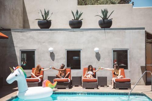 Hotel Angeleno - Los Angeles, CA CA 90049