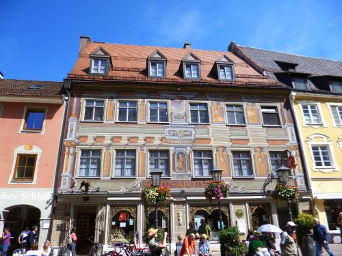 Hotel-overnachting met je hond in Lucky Home Sissi Appartment - Füssen - Füssen Historische Binnenstad