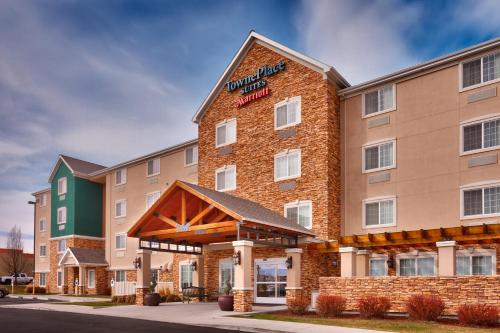 TownePlace Suites Boise West / Meridian - Hotel