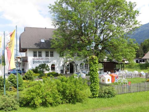 . Landgasthof Pfeffermühle