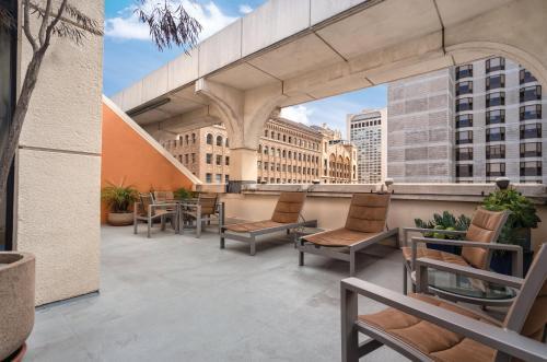The Donatello Hotel - San Francisco, CA CA 94102