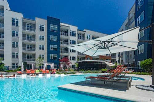 Kasa Atlanta Buckhead Apartments - Accommodation - Atlanta