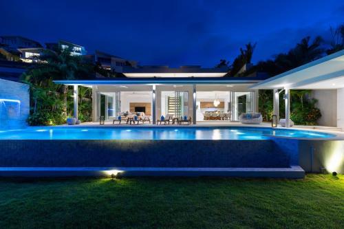 Villa Blue Amber Villa Blue Amber