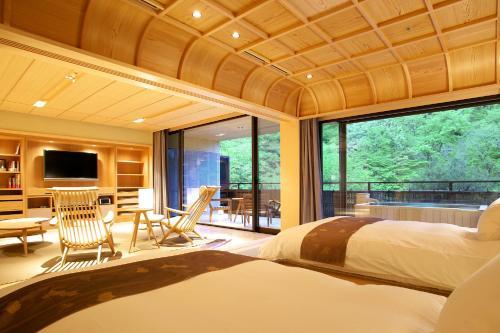 Kaichoro - Accommodation - Shibukawa