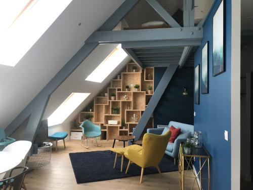 . Place 6, splendide appartement vue sur mer