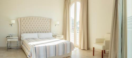 Habitación Doble - 1 o 2 camas Hotel Atlántico 22