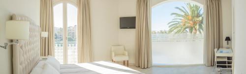 Habitación Doble - 1 o 2 camas Hotel Atlántico 23