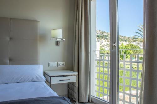 Habitación Doble - 1 o 2 camas Hotel Atlántico 24