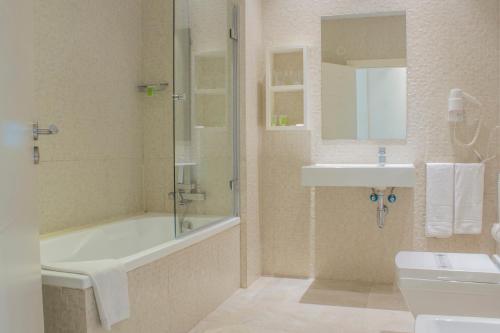 Habitación Doble - 1 o 2 camas Hotel Atlántico 25