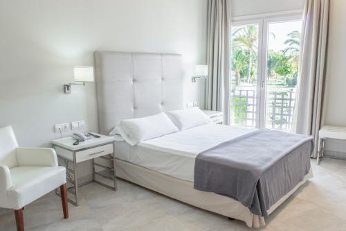 Habitación Doble - 1 o 2 camas Hotel Atlántico 27