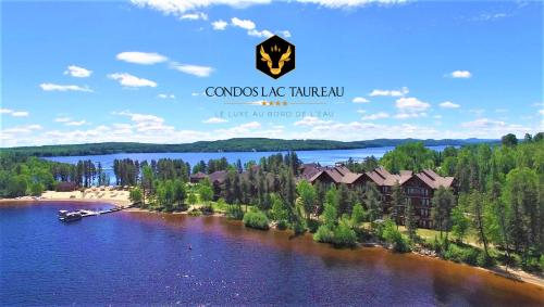 Les Condos Du Lac Taureau- Rooms & Condos - Hotel - Saint-Michel-des-Saints