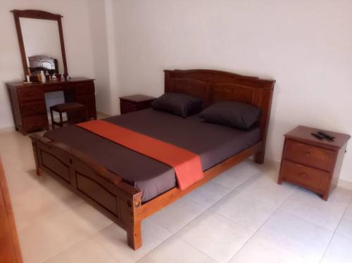 . spacious furnished apartment F3 in Birtouta