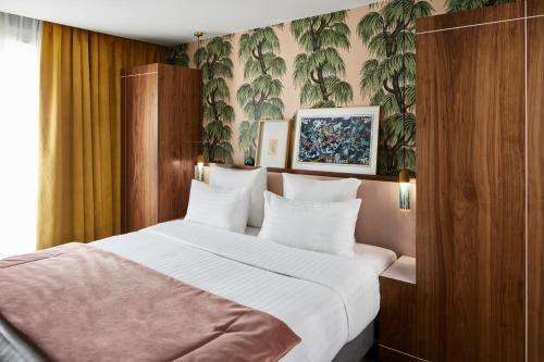 Hotel Taylor - Hôtel - Paris