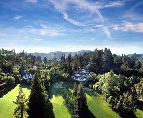 Meadowood Napa Valley, 900 Meadowood Lane St. Helena, California 94574, United States.