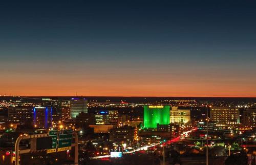 GreenTree Inn Albuquerque North I-25 - Albuquerque, NM NM 87109