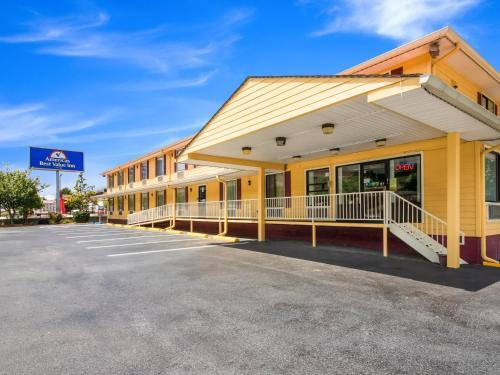 Americas Best Value Inn - Clayton - Hotel
