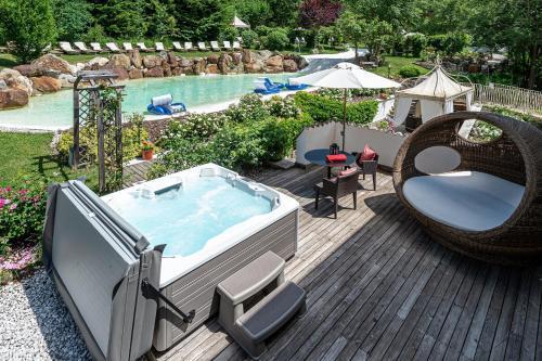 Accommodation in Ronzone