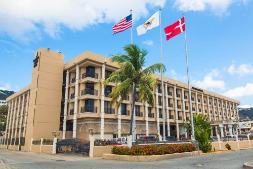 Windward Passage Hotel - Charlotte Amalie