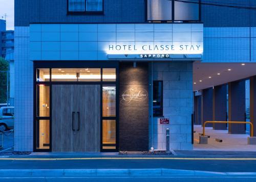 . Hotel Classe Stay Sapporo