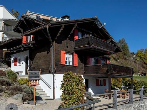 Casa Vesta Magnifica Wildi - Chalet - Brigels