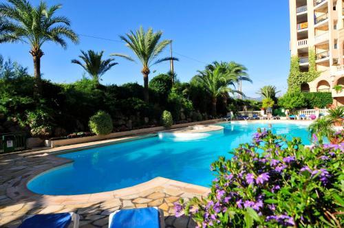Residhotel Villa Maupassant - Hôtel - Cannes