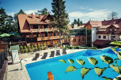 . Hotel Modrzewiówka
