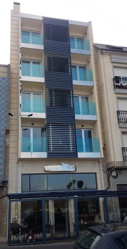 . Hotel O Náutico Laxe