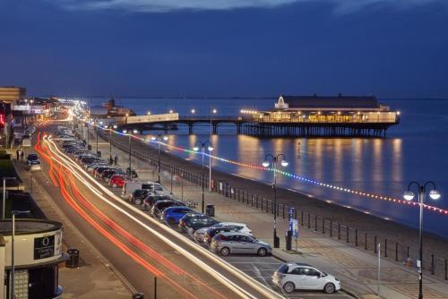 1 Bedroom Luxury Apartment For Rent In Cleethorpes - North East Lincolnshire.