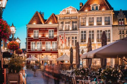 . Grand Hotel en Résidence De Draak