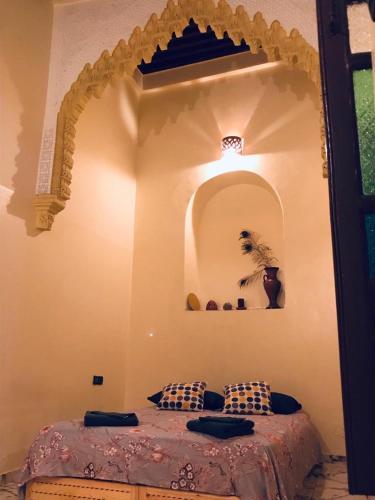Dar Ahlam, Rabat