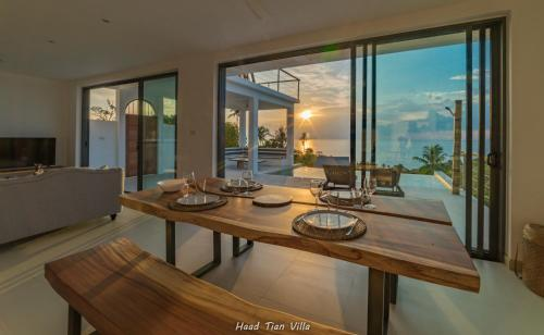 Haad Tian Villa - Sea View & Sunset Haad Tian Villa - Sea View & Sunset