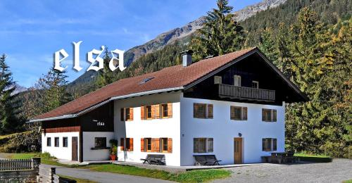 Haus Elsa Holzgau