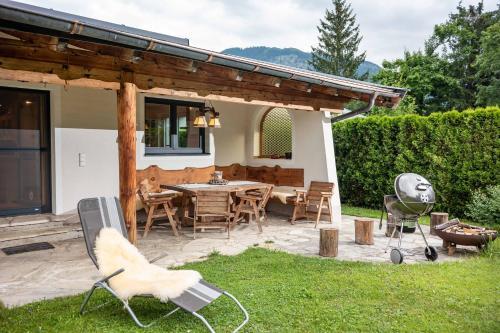 Exclusive Appartement Chalet St. Johann i. Tirol