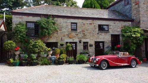 Mill Cottage, Scorrier, Cornwall