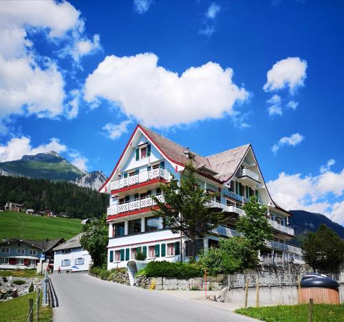 Gasthaus Friedegg - Accommodation - Wildhaus