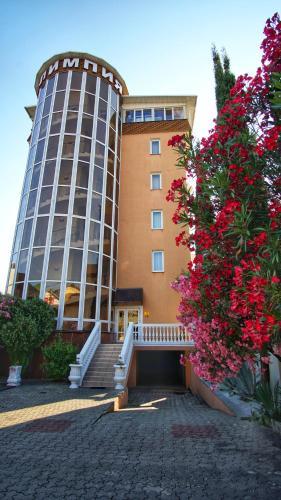 Hotel Olympia Adler, Adler